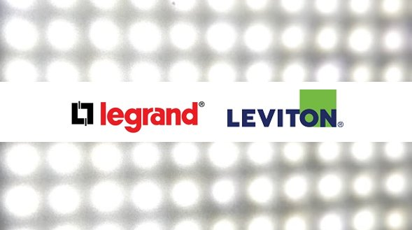 Legrand and Leviton Have Built Formidable Lighting Fixture